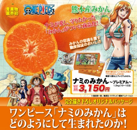 One Piece mikan