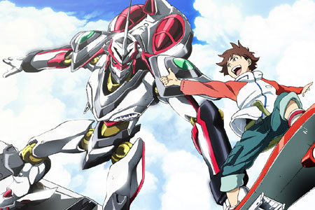 Eureka 7 Movie Announced