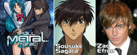 Mandalay to Film Live Action Full Metal Panic!