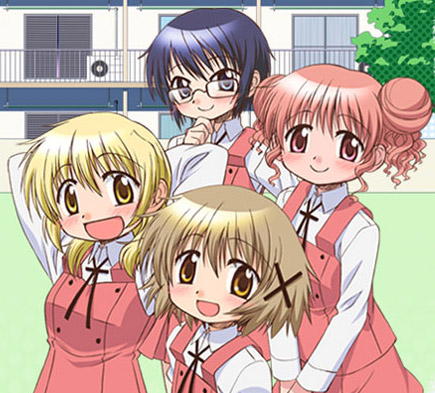 Hidamari sketch group picture image by tag keywordpictures com