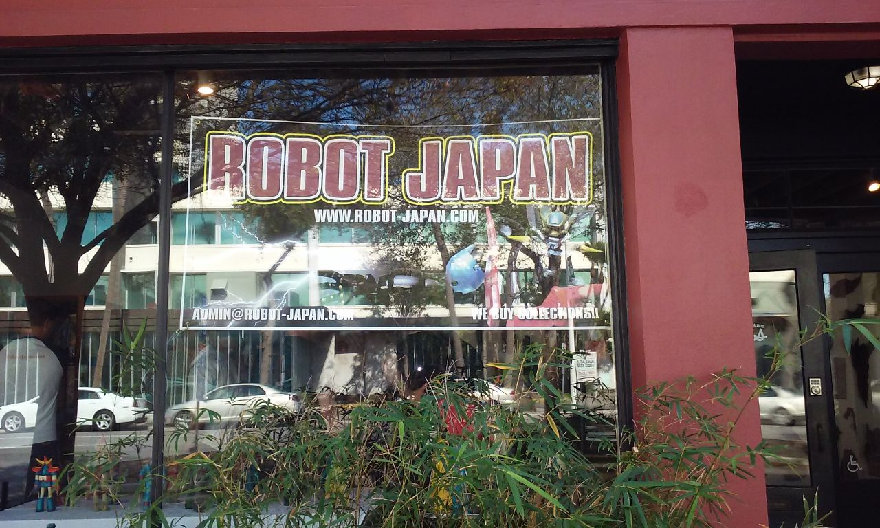 Robot Japan Art Event