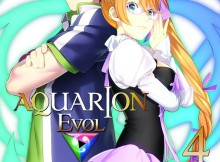 Aquarion Evol vol.4
