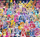 93_Pretty_Cure_Warriors_with_Fairies