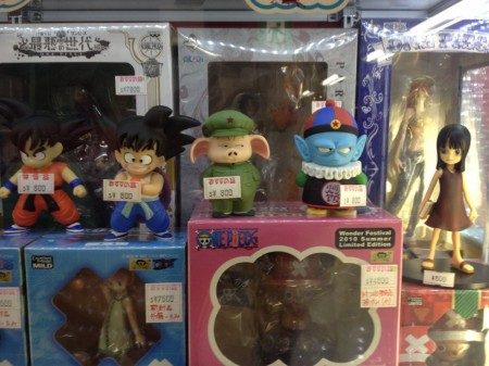 Dragon Ball & One Piece figures starting at $8
