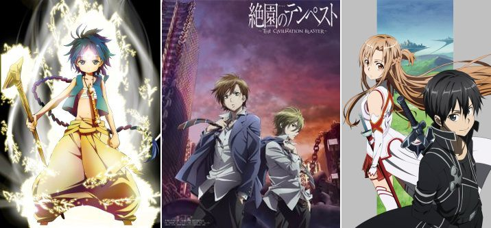 Aniplex USA Announces New Titles AnimeNation Anime News Blog